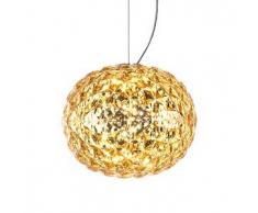 KARTELL lampada a sospensione PLANET a LED (Giallo - Tecnopolimero termoplastico colorato in massa)