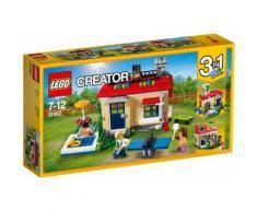 LEGO® Creator - Vacanza in Piscina Modulabile
