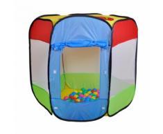 knorr® toys Tenda da gioco Bendix XXL incl. 100 palline