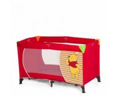 hauck Lettino da viaggio Dream N Play Pooh Spring Brights rosso
