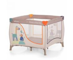 hauck Lettino da viaggio Sleep n' Play SQ Animals
