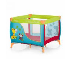 hauck Lettino da viaggio Sleep n' Play SQ Jungle Fun