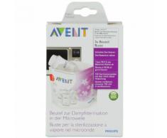 AVENT Sacchetti per sterilizzare nel microonde