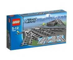 LEGO® Set Gioco City 7895 Scambi per la Ferrovia