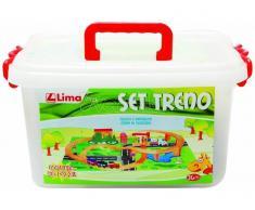 LIMA Toys Hjd93949 - Set Treno In Valigetta (Giocattolo)