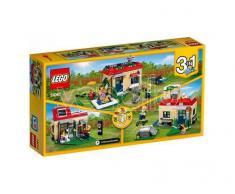 Lego 31067 Creator - Area Piscina Per La Vacanza Componibile