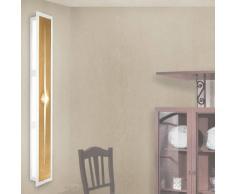 Lam Srl Applique lm-4525 g5 39w neon lampada parete classica metallo decorato - Lam Srl