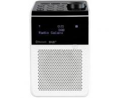 Panasonic RF-D20BT Radio Portatile Rds Dab++ Bluetooth Bianca