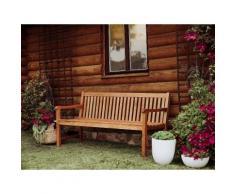 Panchina da giardino - Legno - 180cm - JAVA
