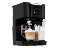 BellaVita Macchia del Caffè, 1450 W, 20 Bar, Montalatte, 3in1, nero
