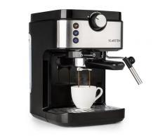 BellaVita Espresso Macchina del Caffè 20Bar 1575W 900ml argento
