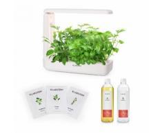 GrowIt Cuisine Starter Kit II 12 Piante 25W LED Europe-Seeds Soluzione Nutritiva