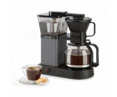 GrandeGusto Macchina del Caffè 1690W 1,3l Pre-Infusion 96°C nero
