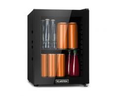 MilkySafe frigorifero per bevande A+ 1 griglia di metallo sportello di vetro nero