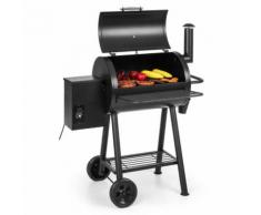 The Boss Barbecue a Pellet Smoker Grill a Convezione 250 °C max. 260W Nero