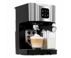 BellaVita Macchia del Caffè, 1450 W, 20 Bar, Montalatte, 3in1, grigio