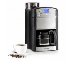 Aromatica Macchina Per Caffè Macinino 10 Tazze Brocca In Vetro Aroma+ Acciaio Inox