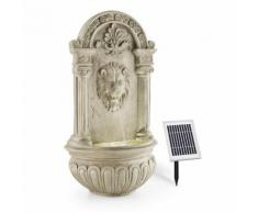 Löwenstein Fontana a Muro da Giardino LED Solare 2W Roccia