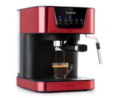 Arabica, Macchina per Caffè Espresso, 15 Bar, 1,5 L, Touch, Acciaio Inox, 1050 W