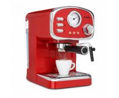 Espressionata Gusto, Macchina del Caffè, 15 Bar di Pressione, 1100W