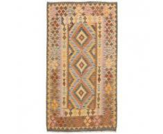 Tappeto Kilim Afghan Old style 101x192 Tappeto Orientale