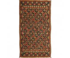 Tappeto Kilim Afghan Old style 148x282 Tappeto Orientale