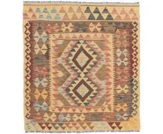 Tappeto Kilim Afghan Old style 94x109 Tappeto Orientale