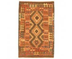 Tappeto Kilim Afghan Old style 93x143 Tappeto Orientale
