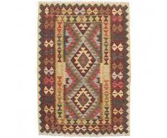 Tappeto Kilim Afghan Old style 102x147 Tappeto Orientale