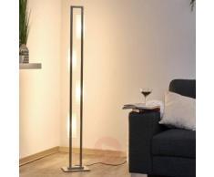 Lampada LED da terra con touch Dimmer.