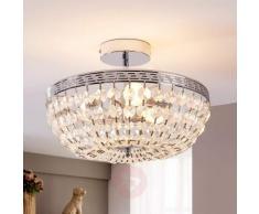 Mondrian - lampada da soffitto in cristallo