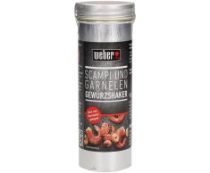 Weber Shaker di Spezie per Scampi e Gamberi - 90 g