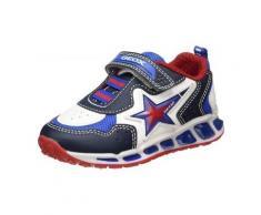 Scarpe bambini Geox Shuttle Scarpe Sportive Bambino Luci J7494BC4211 bambino