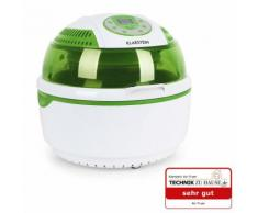 Klarstein VitAir friggitrice ad aria calda 1400W 9l verde