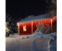 Blumfeldt Dreamhouse Luci Natalizie 16m 320 LED Snow Motion