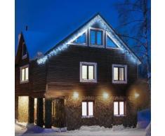 Blumfeldt Dreamhouse Luci Natalizie Ghiaccioli Decorazioni 24m 480LED