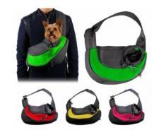 390205 Trasportino per cani a tracolla ideale per cuccioli e per cani piccoli