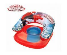 98008 Poltroncina gonfiabile per bambini Spiderman giochi acquatici Bestway