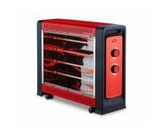 SA8430 Stufa elettrica al quarzo DCG 4 elementi riscaldanti 2 livelli di potenza