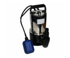 Elettropompa pompa professionale 7 metri cromata sommersa 550 Watt 10500 l/h