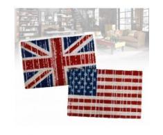 239803 Zerbino in fibra di cocco 40 x 60 CM mod. FLAGS bandiere antiscivolo