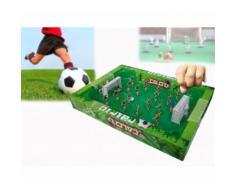 Gioco del calcio a molla portatile divertiti a fare goal con le dita calcio in scatola 374563
