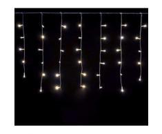 Luci natalizie Tenda 96 LED 561283 LUCE FREDDA da esterno 3 mt x 0.6 cm