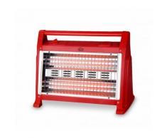 SA9524 Stufa al quarzo DCG con umidificatore e ventilazione integrata 800-1600W