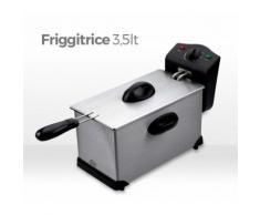 Friggitrice 3,5 lt DCG 2000 Watt termostato regolabile FR2759