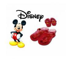 Scarpe bambini sabot DISNEY MICKEY MOUSE sandali luci mare passeggio TOPOLINO