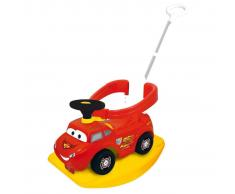 Kiddieland Macchinina Girello Cavalcabile Cars 4-in-1 502522