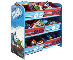 Thomas & Friends Mobiletto Contenitore per Bambini 63x30x60 cm WORL610005