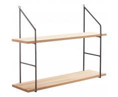 JYSK Scaffale da parete (legno e metallo)