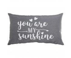 JYSK Cuscino decorativo Sunshine (30x50, grigio)